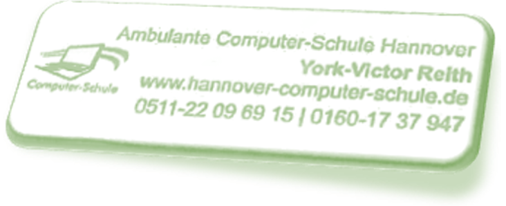 Computerschule in Hannover